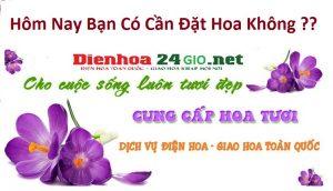 hoa tươi Điện Biên Phủ Đà Nẵng